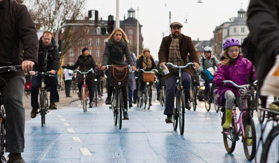 bikeCommutersCopenhagen